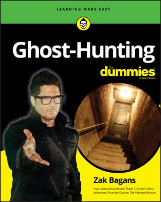 Cover image for Ghost-hunting for dummies
