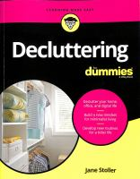 Cover image for Decluttering for dummies