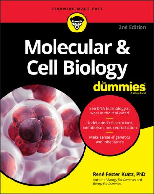 Cover image for Molecular & Cell Biology for Dummies