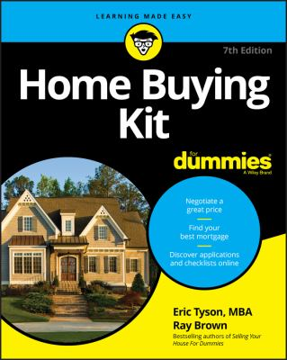 Cover image for Home buying kit for dummies