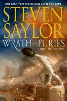 Cover image for Wrath of the furies : a novel of the ancient world