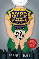 Cover image for NYPD puzzle : a puzzle lady mystery