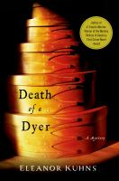 Cover image for Death of a dyer