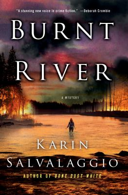 Cover image for Burnt river