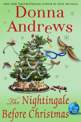 Cover image for The nightingale before Christmas : a Meg Langslow mystery