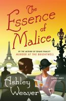 Cover image for The essence of malice