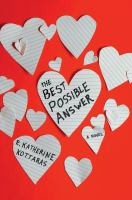 Cover image for The best possible answer