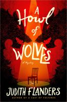 Cover image for A howl of wolves