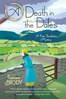 Cover image for A death in the dales