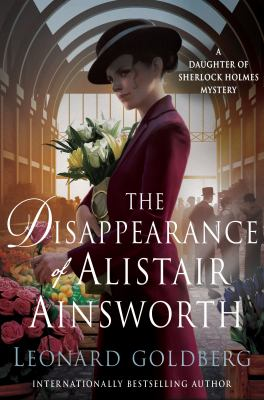 Cover image for The disappearance of Alastair Ainsworth