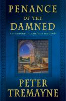 Cover image for Penance of the damned : a mystery of ancient Ireland