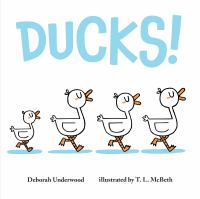 Cover image for Ducks!