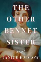 Cover image for The other Bennet sister : a novel