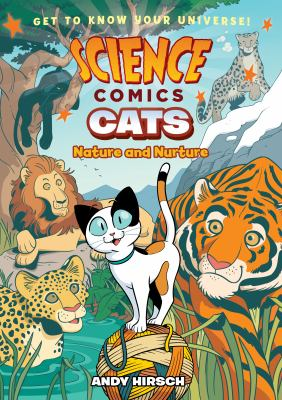Cover image for Cats : nature and nurture