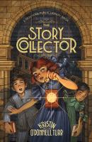 Cover image for The story collector