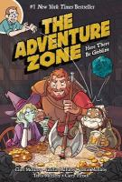 Cover image for The adventure zone. Vol. 1, Here there be gerblins