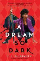 Cover image for A dream so dark