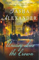 Cover image for Uneasy lies the crown