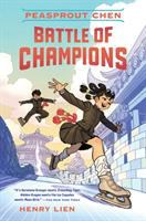 Cover image for Peasprout Chen : battle of champions