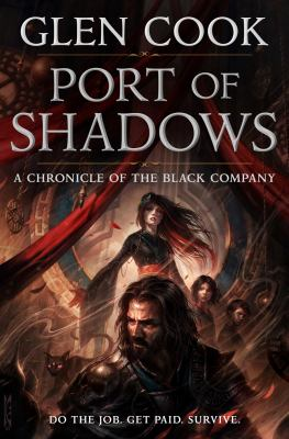 Cover image for Port of shadows