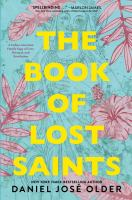 Cover image for The book of lost saints