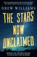 Cover image for The stars now unclaimed
