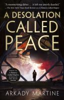 Cover image for A desolation called peace