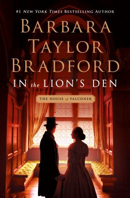 Cover image for IN THE LION'S DEN:  A HOUSE OF FALCONER NOVEL