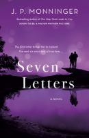 Cover image for Seven letters : a novel