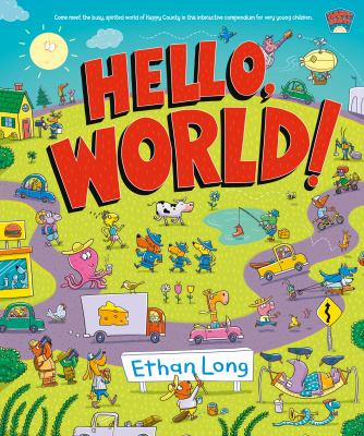 Cover image for Hello, world!