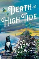 Cover image for Death at high tide : an Island sisters mystery