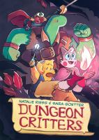 Cover image for Dungeon critters