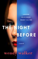 Cover image for The night before : a novel