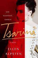Cover image for Tsarina : a novel