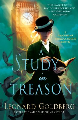 Cover image for A study in treason