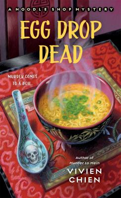 Cover image for Egg drop dead