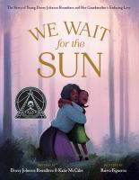 Cover image for We wait for the sun