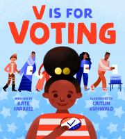 Cover image for V is for voting