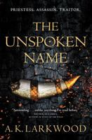 Cover image for The unspoken name