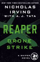 Cover image for Drone strike : a sniper novel