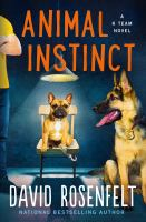 Cover image for Animal instinct