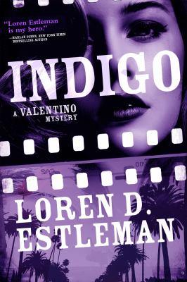 Cover image for INDIGO:  A VALENTINO MYSTERY