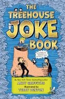 Cover image for The treehouse joke book