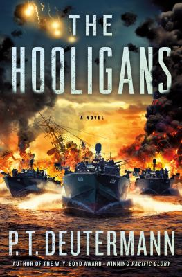Cover image for THE HOOLIGANS:  A NOVEL