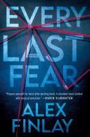 Cover image for Every last fear : a novel