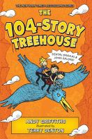 Cover image for The 104-story treehouse
