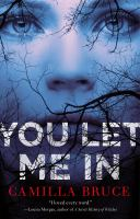 Cover image for You let me in