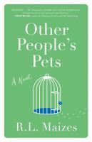 Cover image for Other people's pets : a novel