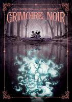 Cover image for Grimoire noir