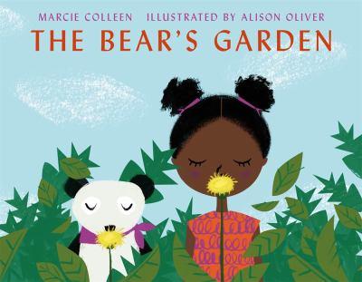 Cover image for The bear's garden